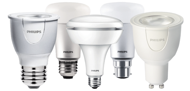 Philips Hue lampen
