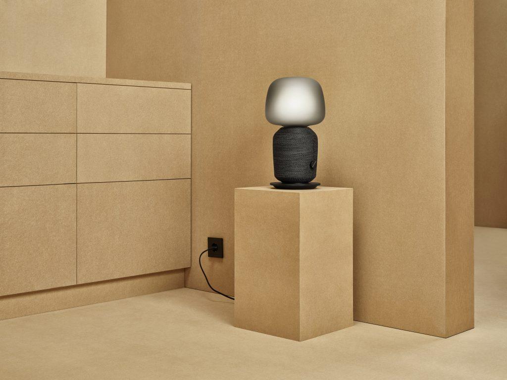 Ikea Sonos Symfonisk Tafellamp Speaker